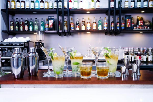 Pha chếCocktails