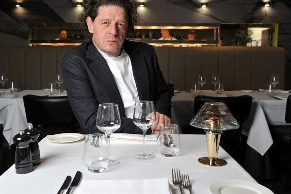 Macro Pierre White
