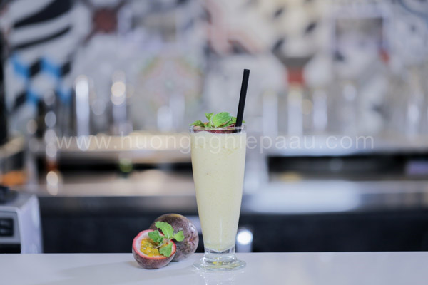 Smoothie chanh dây