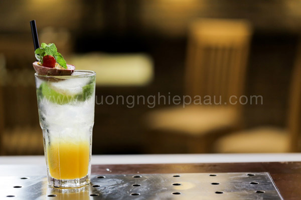 Mojito Passion Fruit
